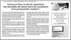 Dernier article publié dans la dépêche sur la répartition des pénalités entre cotraitants