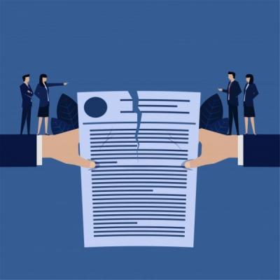 Un nouveau régime de la résiliation unilatérale du contrat pour irrégularité ?