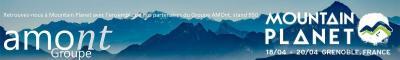 Rendez-vous au salon Montain Planet 2018 au ALPEXPO de Grenoble